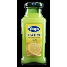 Сок Yoga Грейпфрут 0,2 л стекло (в упаковке 24 шт)
