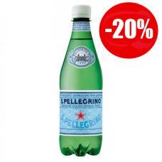 Вода S.Pellegrino, 0,5 л пэт газ (в упаковке 24 шт)