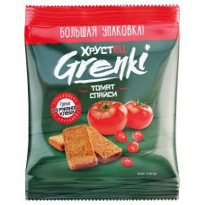 Гренки Хрустец со вкусом томата спайси, 130гр.