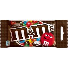 M&M`s конфеты Шоколадный 6*32*45г