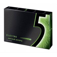 Wrigley's 5 Electro жевательная резинка 31.2г