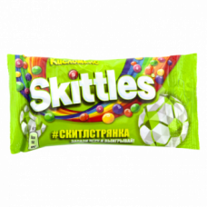 Skittles жевательные конф в сахар глазури Кисломикс 38г