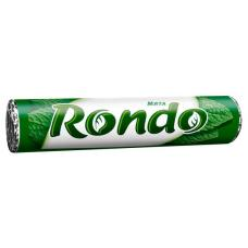 Rondo освежающие мятные конфеты с сахаром Мята 16*14*30г