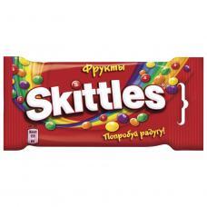 Skittles жевательные конф в сахар глазури Фрукты 38г