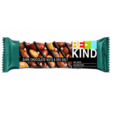 BE-KIND Орехи, горький шоколад, морская соль 6*12*40г