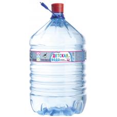 Вода для детей Черноголовская высшей категории 19 л в одноразовой таре