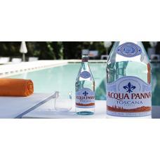 Итальянская свежесть – Скидка на питьевую воду Aqua Panna
