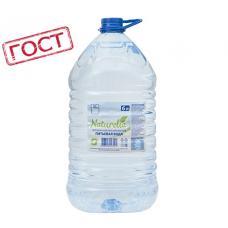 """Вода артезианская  """"Naturelia"""" 6 л.(в упаковке 2 шт)"""