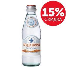 Вода Acqua Panna стекло негаз, 0,25л (в упаковке 24 шт)
