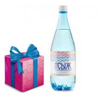 Третья упаковка воды Горные вершины в подарок