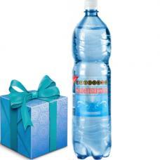 """Упаковка воды """"Карачинской"""" в подарок"""
