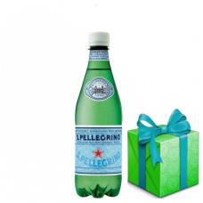 Дарим упаковку S.Pellegrino, 0,5 лпэт газ (в упаковке 24 шт)