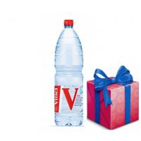 Три упаковки Виттель 1,5 л ПЭТ по цене двух