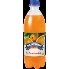 """""""Марочный"""" Апельсин ПЭТ 0,5л (в упаковке 12 шт)"""