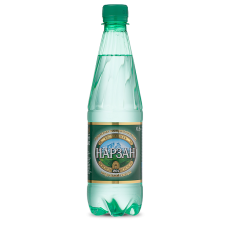 """Минеральная вода """"Нарзан"""" ПЭТ (природ.газ/газ) 0,5л (в упаковке 12 шт)"""