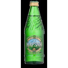 """Минеральная вода """"Нарзан"""" 0,33л элита стекло природ. газ (в упаковке 20 шт)"""