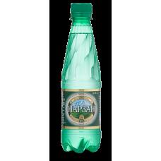 """Минеральная вода """"Нарзан"""" ПЭТ (природ.газ/газ) 0,33л (в упаковке 24 шт)"""