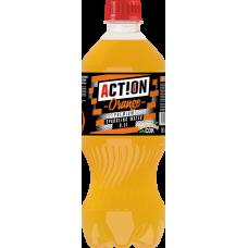 """Напиток б/а """"Action"""" Orange 0,5 л ПЭТ (в упаковке 12 шт)"""