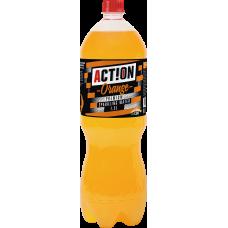"""Напиток б/а """"Action"""" Orange 1,5 л ПЭТ (в упаковке 6 шт)"""