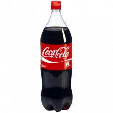 Напиток б/а Кока-Кола 1,0 л газ ПЭТ (в упаковке 12 шт)