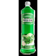 """Напиток безалкогольный сильногазированный """"Лимонад Фреш Бум Тархун"""" стекло 0,5 л (в упаковке 6 шт)"""