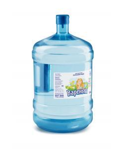 Вода артезианская ВАРЕНЬКА 19 л (в оборотной таре)