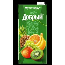 """Сок """"Добрый"""" цитрус 2л (в упаковке 6 шт)"""