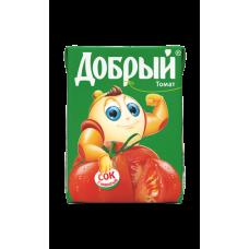 """Сок """"Добрый"""" томат 0,2л (в упаковке 27 шт)"""