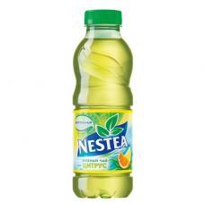 Зелёный чай NESTEA со вкусом лайма и мяты, 1,0 л