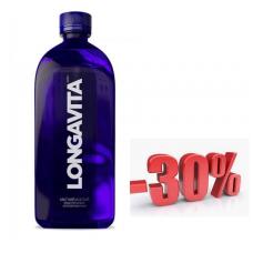 """Скидка 30%. Вода """"Longavita магний+калий"""" негаз 0,48 л ПЭТ (в упаковке 14 шт)"""