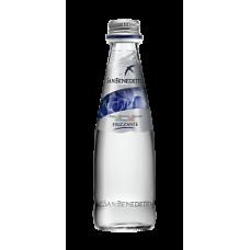 Минеральная вода San Benedetto 0,25 л стекло газ (в упаковке 24 шт)