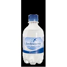 Минеральная вода San Benedetto 0,33 л ПЭТ газ (в упаковке 24 шт)