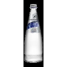 Минеральная вода San Benedetto 0,75 л стекло газ (в упаковке 12 шт)
