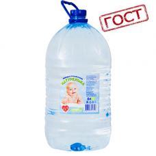 """Детская вода (от 3 лет) высшей категории """"Натурелька"""" 6,0 л негаз ПЭТ (в упаковке 2 шт)"""
