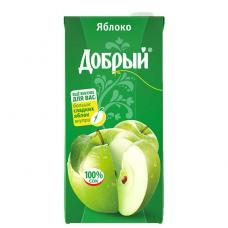 """Сок """"Добрый"""" яблоко 2л (в упаковке 6 шт)"""