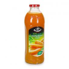 """Нектар """"Аршани"""" овощной. морковный стекло 1л (в упаковке 6 шт)"""